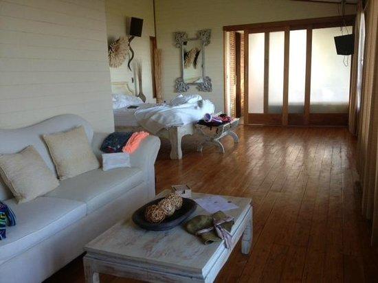 Hotel Moana : Honeymoon suite