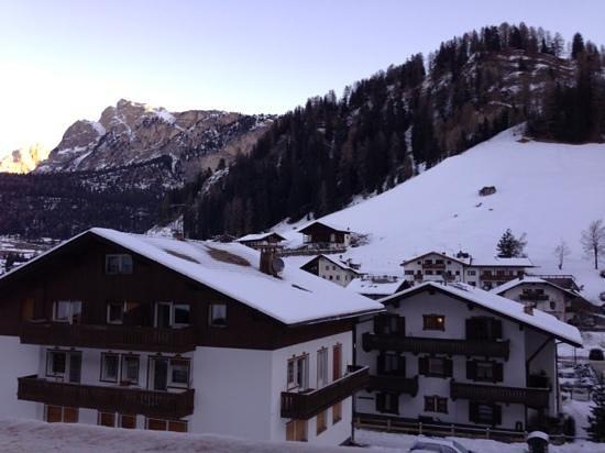 Hotel Somont:                   Balcony view