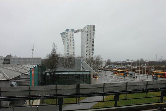 AC Hotel by Marriott Bella Sky Copenhagen: paragem do metro para o hotel