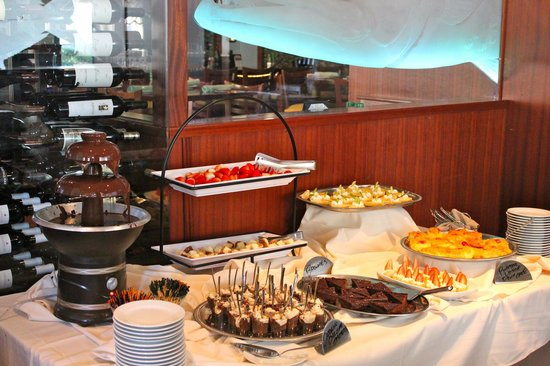Dessert Room for the Sunday Brunch made perfectly by our ...