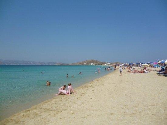 Birikos Studios: Agios Prokopios beach