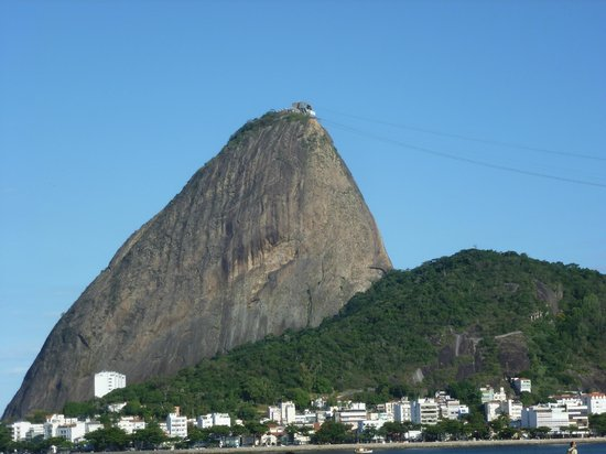 Hotel Marina Palace Rio Leblon: Sugar Loaf Mountain