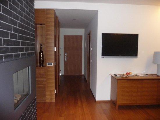 Hotel Balnea Superior: ingresso