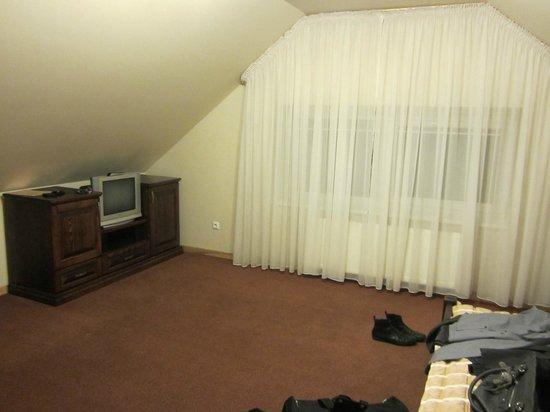 Senoji Palanga: the room