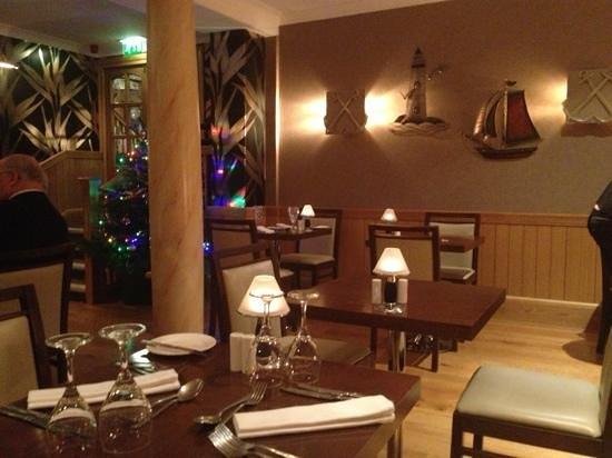 The Hope Anchor Hotel Restaurant