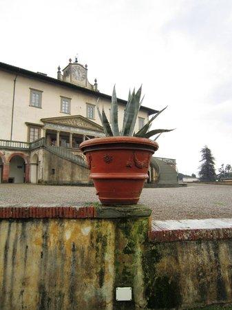 Prato, Italien: Vista dall'esterno.