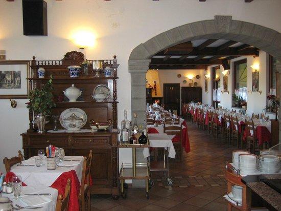 Hotel Cimone : parte ristorante