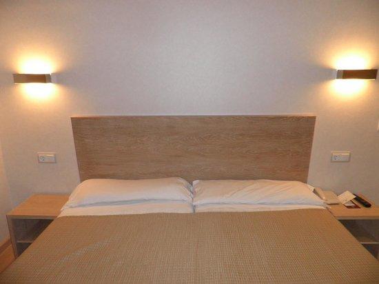 Regente Hotel: letto 