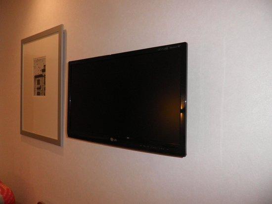 Regente Hotel: tv