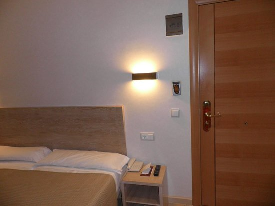 Regente Hotel: camera