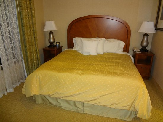 Homewood Suites Hagerstown: King Bed