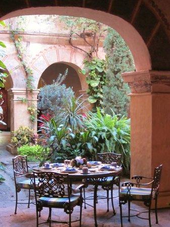 Quinta Real Oaxaca: Courtyard