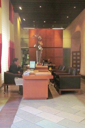 Quinta Real Oaxaca: Hotel lobby