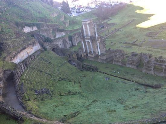 Teatro Romano (Roman Theater & Baths): Teatro Romano