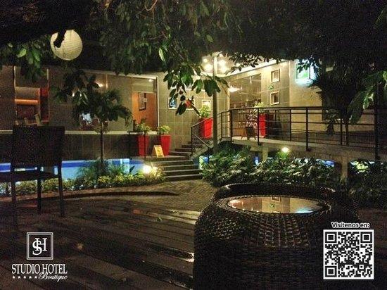 Studio Hotel: Higueron