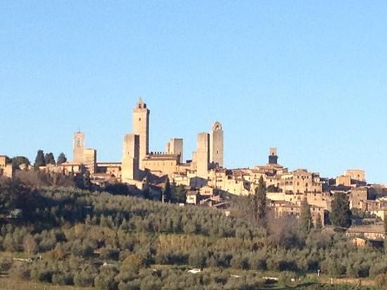San Gimignano 1300: Bela San Giminiagno