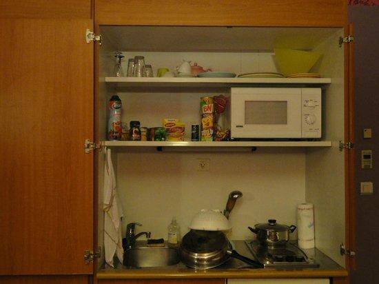 Residence Urbaneva : Kitchinette