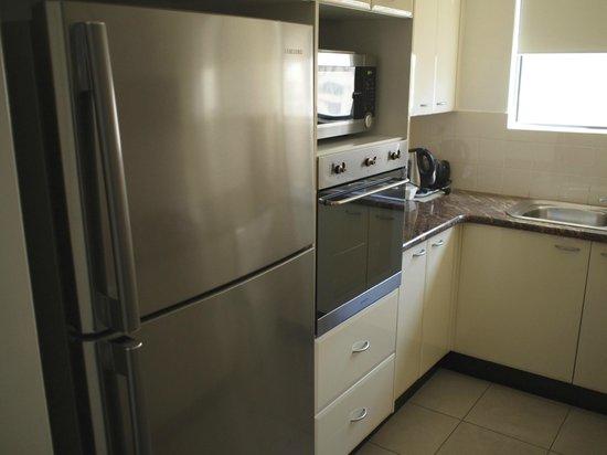 Oaks on Castlereagh: New appliances in Kitchen