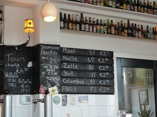 Amsterdam, Pays-Bas: Brouwerij 't IJ