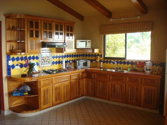 Villas Alturas: our kitchen