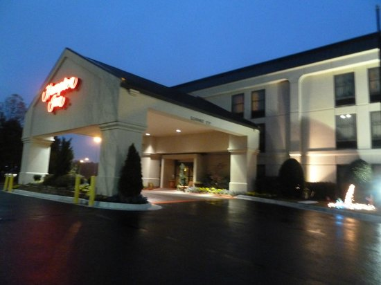 Hampton Inn Atlanta/Newnan : Hampton Inn