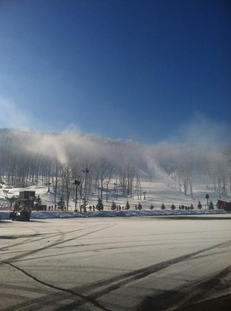Perfect North Slopes : replenishing the slopes