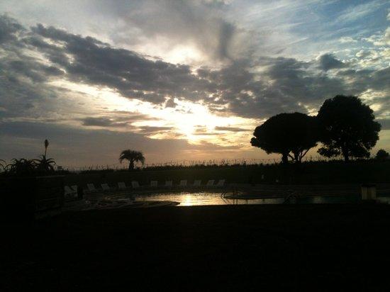 Pestana Bahia Praia: Um por-do-sol mágico