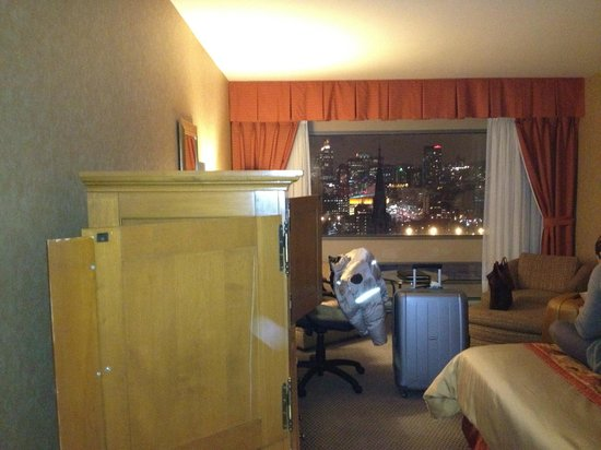 Hotels Gouverneur Montreal: chambre