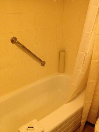 Hotels Gouverneur Montreal: baignoire