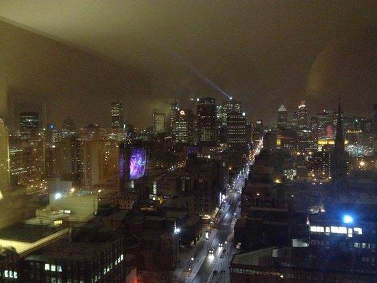 Hotels Gouverneur Montreal: vue de la chambre