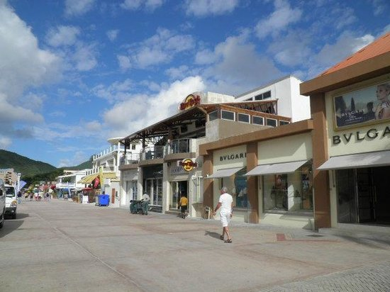 Hard Rock Cafe Philipsburg St Maarten