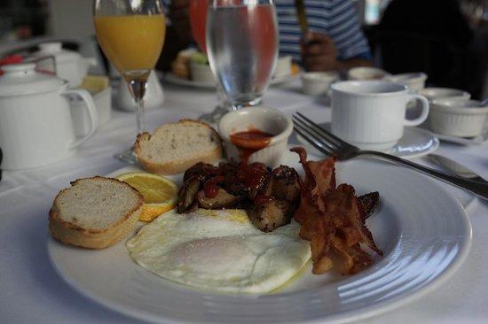 La Te Da Hotel: The awesome breakfast