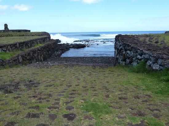 Αρχαιολογικός χώρος Ahu Tahai