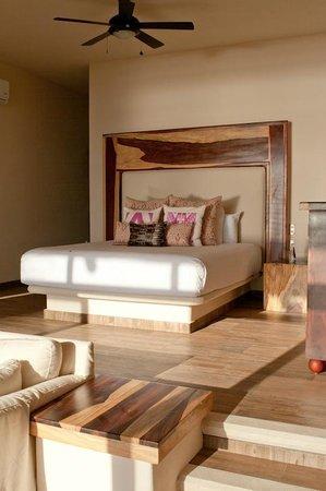 Las Ranitas Eco-boutique Hotel: Nuestras habitaciones tan mágicas como los aterdeceres