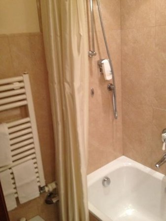 Accademia Hotel: bagno