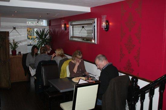 Ashleys Restaurant: Exquisite Decor
