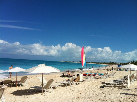 Seven Stars Resort & Spa: The beach at Seven Stars