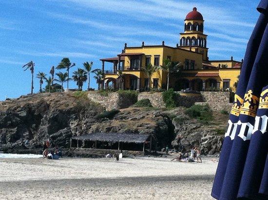 Hacienda Cerritos Boutique Hotel: From Cerritos Beach