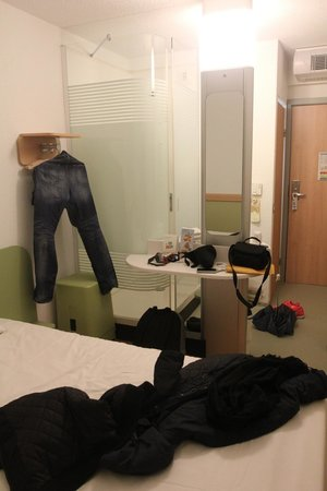 Hotel Ibis Budget Brugge Centrum Station: Room