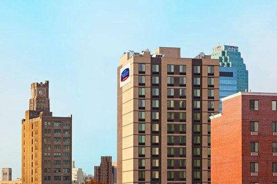 Fairfield Inn & Suites New York Queens/Queensboro Bridge : Fairfield Inn & Suites Queensboro