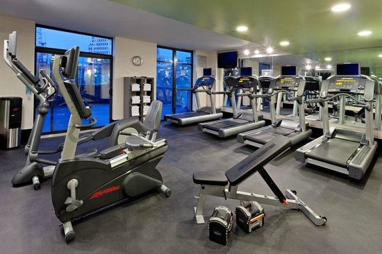 Fairfield Inn & Suites New York Queens/Queensboro Bridge: Fitness Center