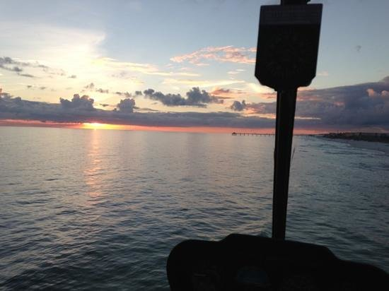 Timberview Helicopters: Destin Sunset