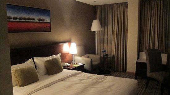 Park Hotel Hong Kong: Superior