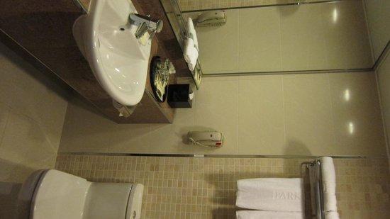 Park Hotel Hong Kong: Bathroom Deluxe