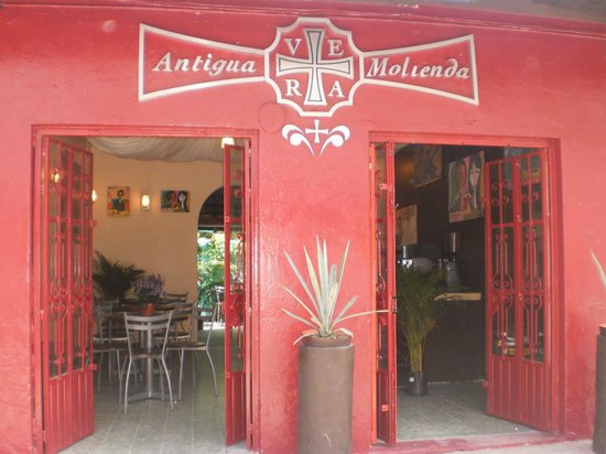 Antigua Molienda Cafe enjoy our Food Menu for all day