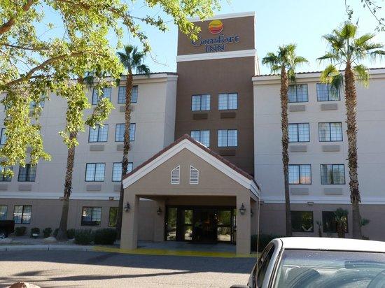 Comfort Inn - Chandler / Phoenix South: Comfort Inn, Chandler, Az.