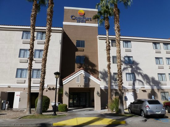 Comfort Inn - Chandler / Phoenix South : Comfort Inn, Chandler Az.