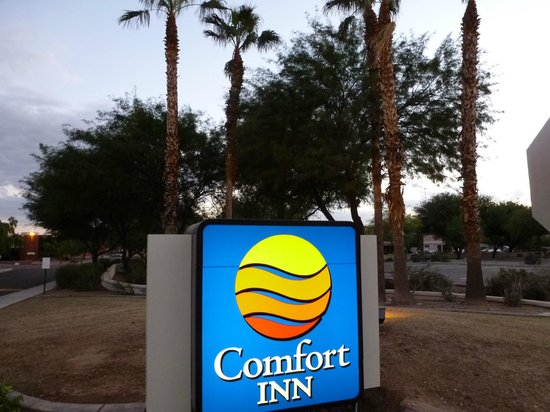Comfort Inn - Chandler / Phoenix South : Comfort Inn Chandler, AZ