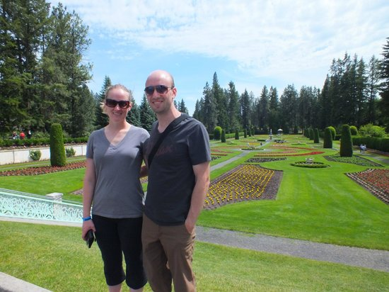 Manito Park: Great photo opportunities