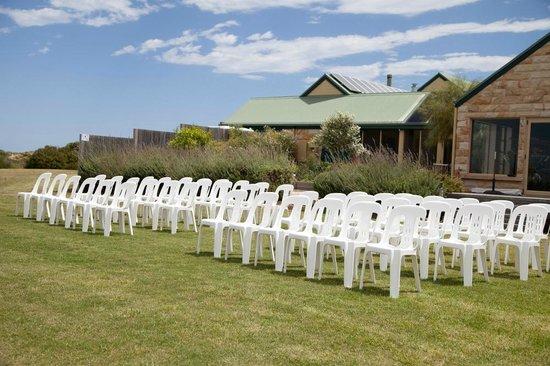 Lonsdale Views: Ceremony venue